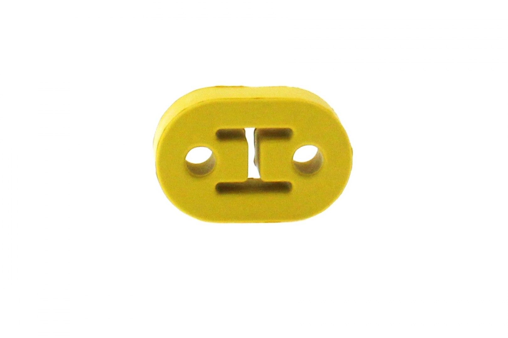 Wieszak Tłumika Typ-1 TurboWorks Żółty - GRUBYGARAGE - Sklep Tuningowy